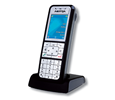 612d DECT Business Phone - Charcoal & Silver