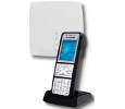 SIP DECT 622d Lite w/ One  DECT handset, RFP AC adapter. System license for 1 RFP