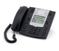 6735i HD Audio and GigE, Expandable IP Telephone, No AC Adapter