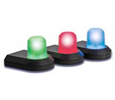 High Performance LED Visual Indicator for Telephone / Event-Blue