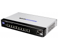 SRW208G 8-Port 10/100 Ethernet Switch: WebView/Expansion Slots