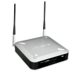 Wireless-G Access Point with POE and RangeBooster