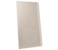Ceiling Tile Drop-In Speaker, SIP-enabled- Gray White