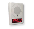 Wall Mount Clock Kit - Standard Color - Gray White (RAL 9002)