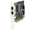 2 Span Digital T1/E1/J1/PRI Card