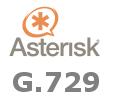 Asterisk G.729 License