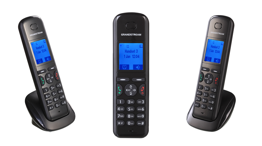 DP710 - VoIP DECT Phone - Handset and Charger Unit