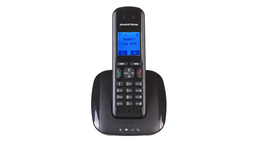 DP715 - VoIP DECT Phone - Handset and Base Station