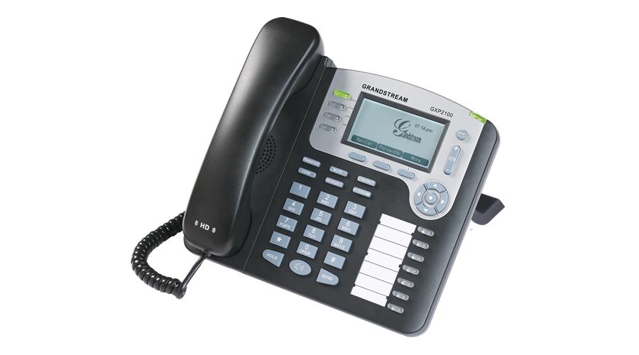 GXP2100 4-line Desktop HD Telephone