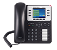 GXP2130 3-Line Enterprise HD IP Phone - Includes Power Supply