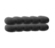 UC Voice 750 Black Mic Foam Covers (10 Pack)