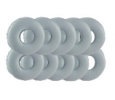 UC Voice 750 Gray Ear Cushions (10 Pack)