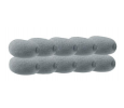 UC Voice 750 Gray Mic Foam Covers (10 Pack)