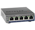 GS105E ProSAFE Plus 5-Port Gigabit Ethernet Switch