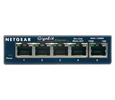 PROSAFE PLUS SWITCH, 5-PORT GIGABIT ETHERNET - GS105