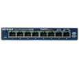 PROSAFE� 8-PORT GIGABIT ETHERNET DESKTOP SWITCH 10/100/1000 MBPS - GS108