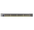 ProSafe 52-port Gigabit PoE/PoE+ Stackable Smart Switch