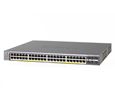 PROSAFE 48-PORT STACKABLE GIGABIT POE L2+ MANAGED SWITCH - GSM7252PS