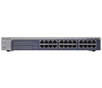 JFS524E ProSAFE Plus 24-Port Fast Ethernet Switch