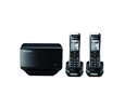 TGP500 SIP DECT Phone Cordless Base Bundled with 2 Handsets