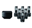 TGP500 SIP DECT Phone Cordless Base Bundled with 6 Handsets