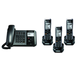 TGP550 SIP DECT Phone Corded / Cordless Base Bundle with 3 Handsets