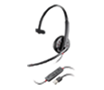 Blackwire C315 Over-the-head, Monaural, USB Corded Headset