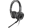 Audio 355, Multimedia Stereo Noise-Canceling Headset, Mic Boom Rotates