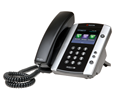 VVX 500 12-line Business Media Phone with HD Voice, PoE