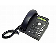 300 IP Black Phone with Power Supply
