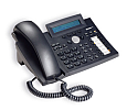 320 IP Black Phone (00001948) with Power Supply
