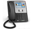 870 Black Wireless Phone Touchscreen with Power Supply