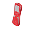 Butterfly Handset - Red